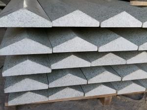 Накрывные плиты из гранита
