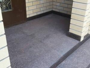 Изготовление и устройство, монтажгранитных плит месторождения Дымовское