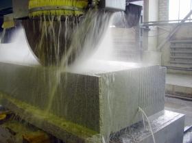 Профессиональное оборудование для обработки природного камня