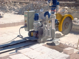 Профессиональное оборудование для добычи природного камня